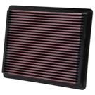 5.0L Engine - w/ Panel Filter