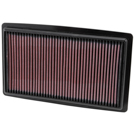 2018 Acura TLX Air Filter 1