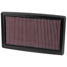 2018 Acura TLX Air Filter 2