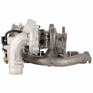 BuyAutoParts 40-31400AN Turbocharger 4
