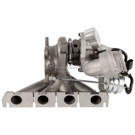 BuyAutoParts 40-31400AN Turbocharger 5