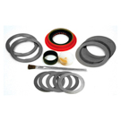 4Runner - Yukon Minor Install Kit - New Toyota Clamshell Design Reverse Rotation Differential - Front Differential