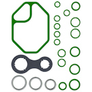 A/C Compressor and Components Kit 60-80159 RK