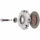 EXEDY OEM MZK1003 Clutch Kit 1