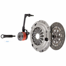 EXEDY OEM NSK1009 Clutch Kit 1