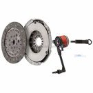EXEDY OEM NSK1009 Clutch Kit 2