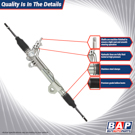 Power Steering Rack 80-00747 ON