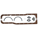 Ford Custom 500 Engine Oil Pan Gasket Set