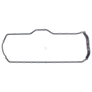 Jeep Jeepster Engine Oil Pan Gasket Set