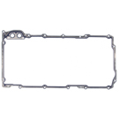 Hummer H2 Engine Oil Pan Gasket Set
