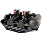 Hummer H2 Suspension Compressor