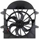 BuyAutoParts 19-20960AN Cooling Fan Assembly 2