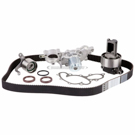 Timing Belt - Pulley - Water Pump and Seal Kit - 3.0L Engine with Bypass Tube