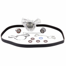 Timing Belt - Pulley - Water Pump and Seal Kit - 3.0L Engine with DOHC