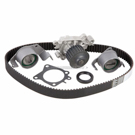 Timing Belt - Pulley - Water Pump and Seal Kit - 2.0L Engine without Turbo