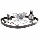 Timing Belt - Pulley - Water Pump and Seal Kit - 3.0L Engine without Oil Cooler Pipe