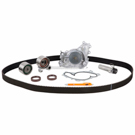Timing Belt - Pulley - Water Pump and Seal Kit - 3.0L Engine