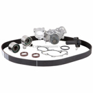 Timing Belt - Pulley - Water Pump and Seal Kit - 3.4L Engine without Oil Cooler Fitting