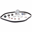 Timing Belt - Pulley - Water Pump and Seal Kit - 2.5 Engine with Hydraulic Tensioner