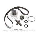 Timing Belt - Pulley - Water Pump and Seal Kit - 3.5L Engine