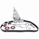 Timing Belt - Pulley - Water Pump and Seal Kit - 4.7L Engine