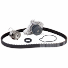 Timing Belt - Pulley - Water Pump and Seal Kit - EX Models
