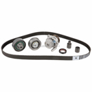 Timing Belt - Pulley - Water Pump and Seal Kit - 1.9L Diesel Engine