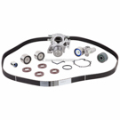 Timing Belt - Pulley - Water Pump and Seal Kit - 2.0L Engine