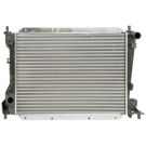 Lincoln LS Radiator