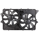 Ford Flex Cooling Fan Assembly