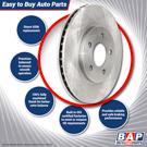Brake Disc Rotor 71-00899 E0
