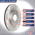 Brake Disc Rotor 71-01861 E0
