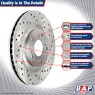 Brake Disc Rotor 71-00584 EL