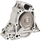 BMW 528 Oil Pump