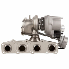 Turbocharger 40-31277 ON