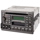 Volvo C70 Radio or CD Player