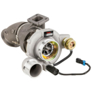 Dodge Pick-up Truck Turbochargers Premium Turbocharger