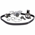 Timing Belt - Pulley and Water Pump Kit - 3.0L Engine without Oil Cooler Pipe