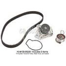 Timing Belt - Pulley and Water Pump Kit - 1.7L Engine