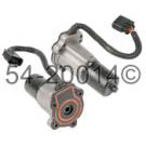 Buick Rainier Transfer Case Encoder Motor