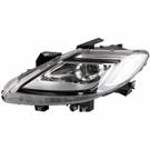 Mazda CX-9 Headlight Assembly