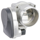 Throttle Body 47-60052 ON