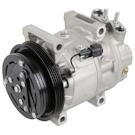 A/C Compressor 60-01489 NA