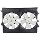 Scion tC Cooling Fan Assembly