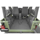 BedTred - Rear Kit - 4 Piece Cargo Kit - Includes Panels and Tailgate