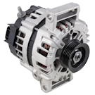 2.2L Engine - 130 Amp - With Valeo Unit