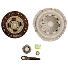 Hyundai Excel Clutch Kit