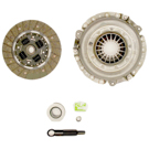 2.3L Engine - Non-Turbo - 4 Speed - 23 Spline Disc