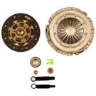 Cadillac Cimarron Clutch Kit