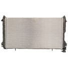 Plymouth Grand Voyager Radiator